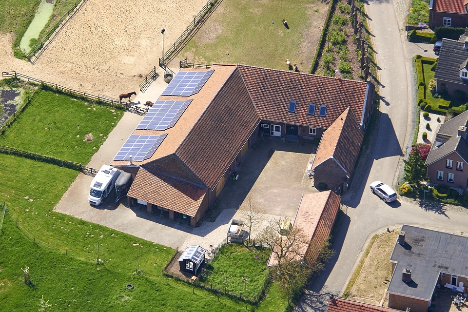 Matrix-Roermond, Solar Energy, Agricultural, Durable