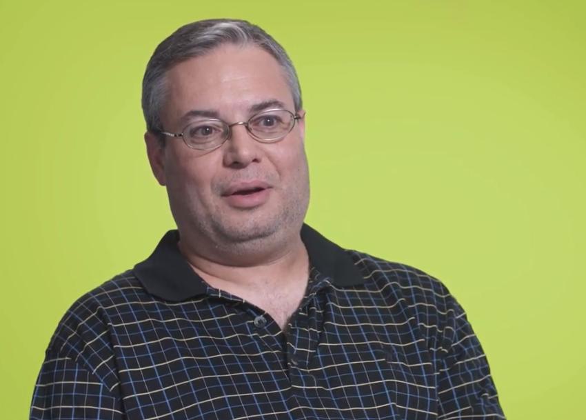 Mike, an Elevate Rise customer