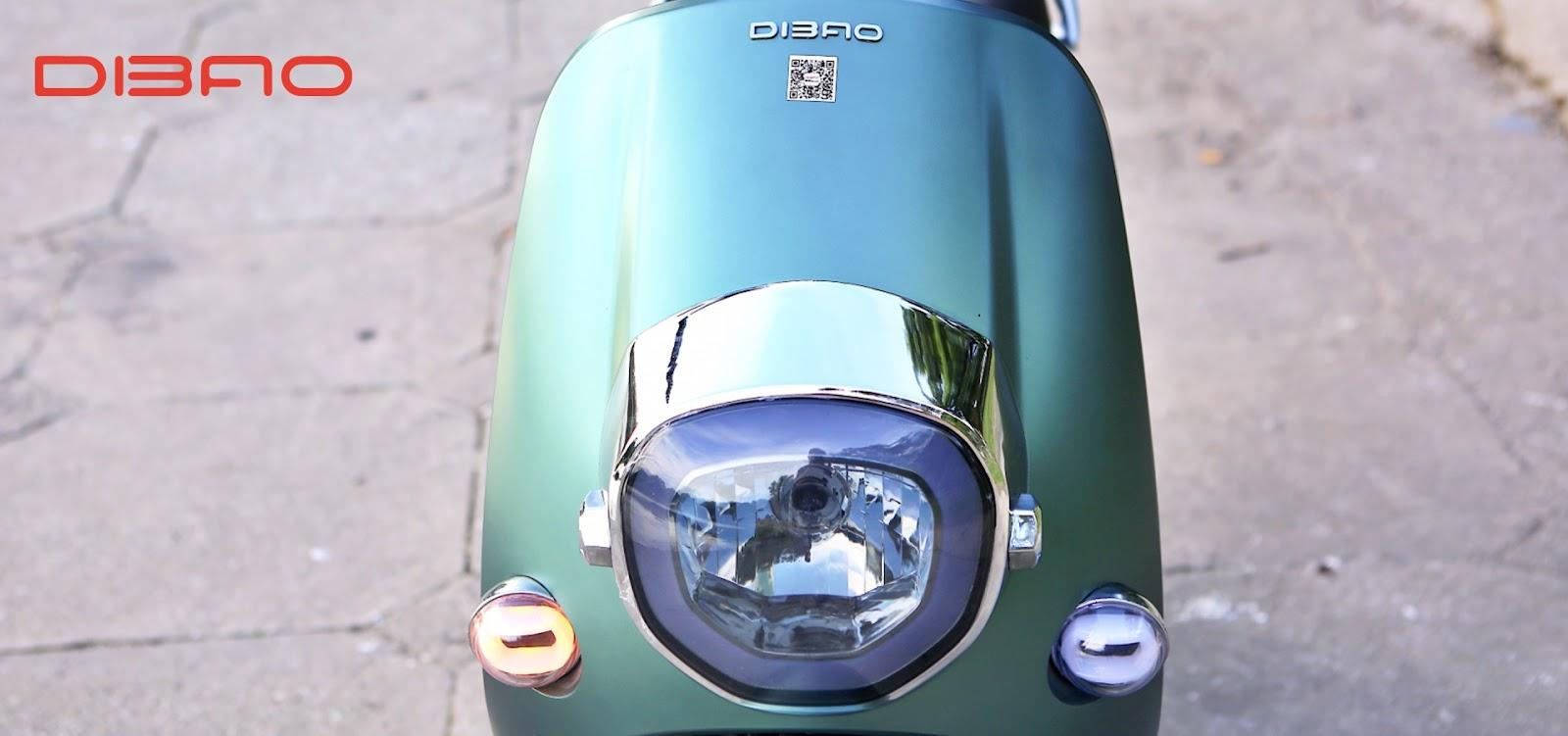 Xe có hệ thống đèn đẹp và độc
