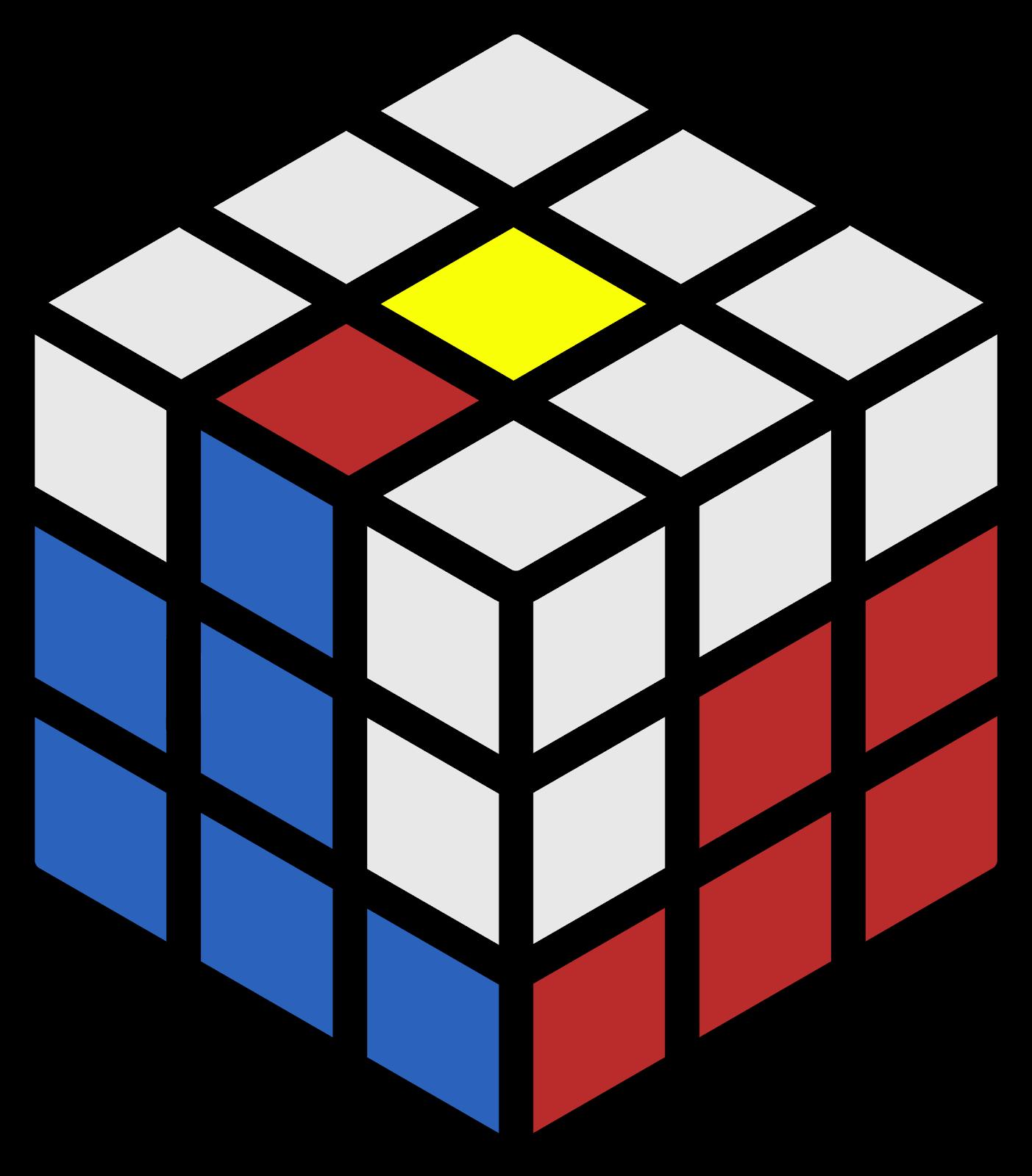 rumus middle layer rubik 3x3