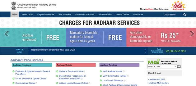 Image result for UIDAI to levy fees for verification