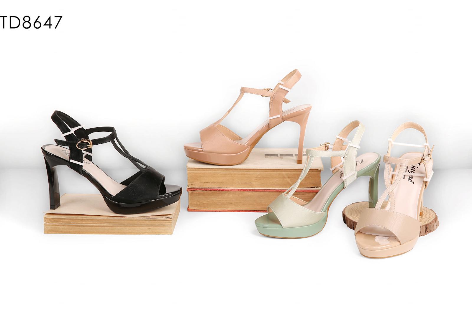 Những mẫu giày tại Thiên Hương luôn được nhiều người yêu thích