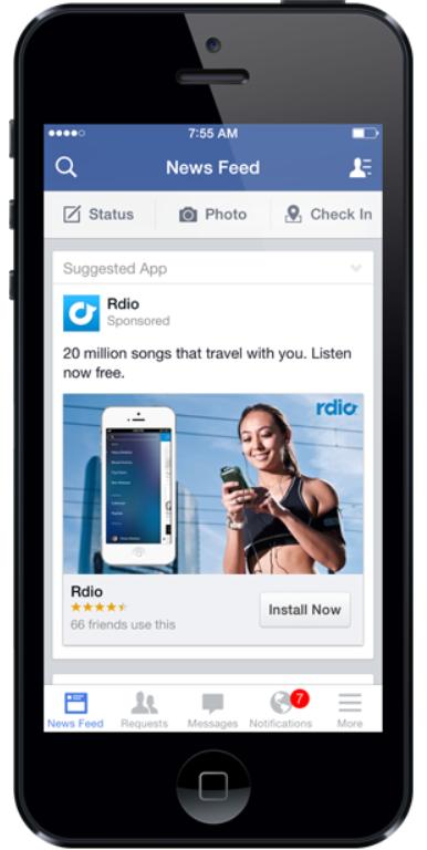 uygulama app reklam kampanyası ad campaign