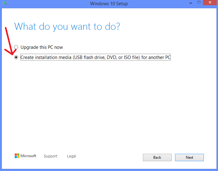 how to make bootable pendrive