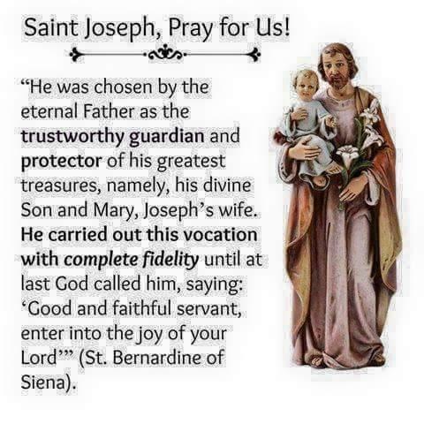 INTRODUCTION TO THE NOVENA TO SAINT JOSEPH - Fr. Chinaka's Media