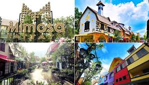 Thailand Tour Holiday Vacation - Mimosa City of Love