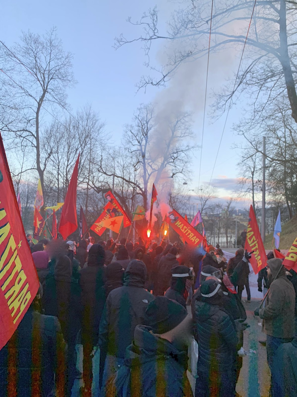 Bern Bild Partizan