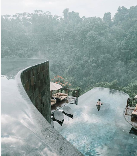 Innovative hotels for breathtaking experience in Indonesia