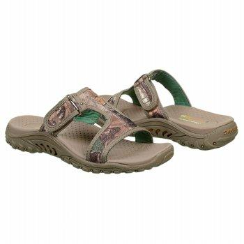 Skechers Women's REAL DEAL RASTA Sandal