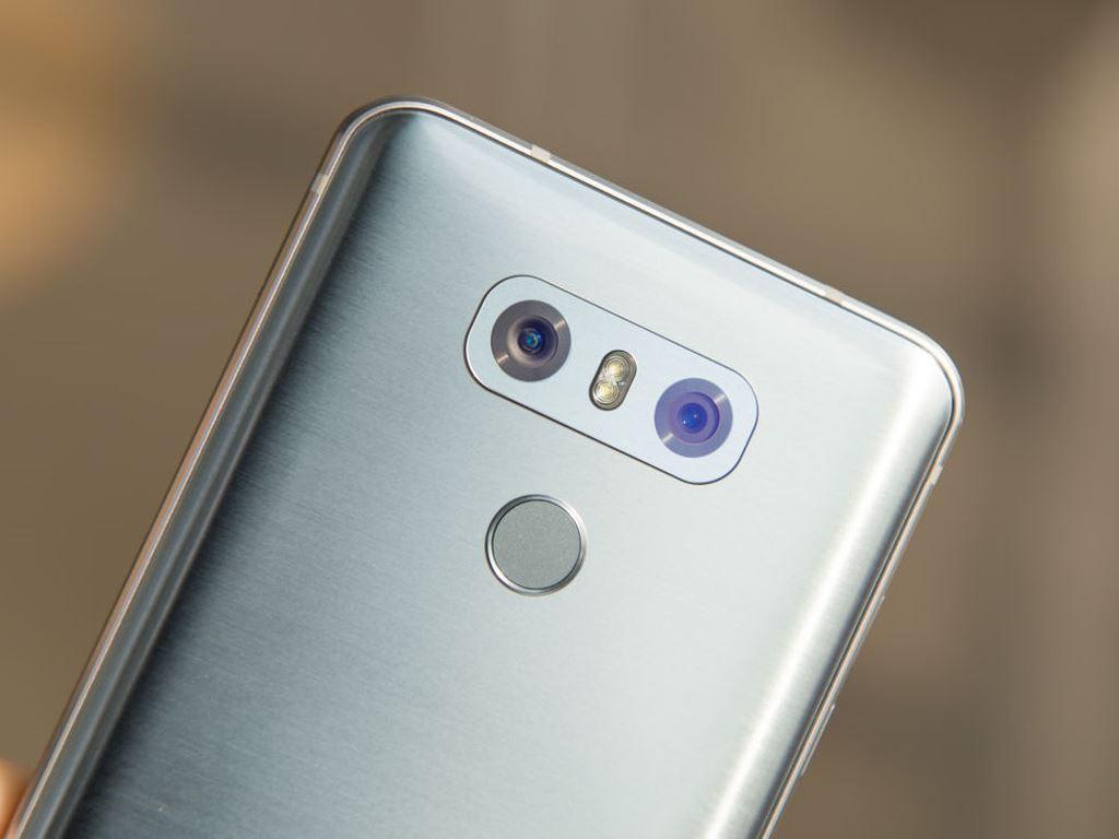 Làm thế nào khắc phục lỗiLG G6 hỏng camera?