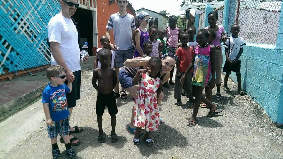 Photo de Volontariat en République Dominicaine en famille.