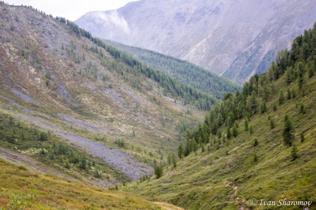 Отчет о пешем походе н/к категории сложности  Республика Алтай Шавлинские озера,