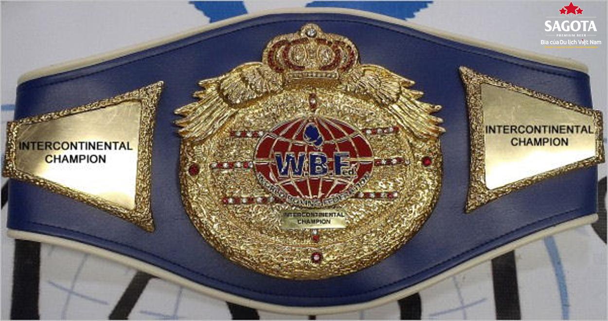 Đai vô địch BWF hạng cân Super Flyweight