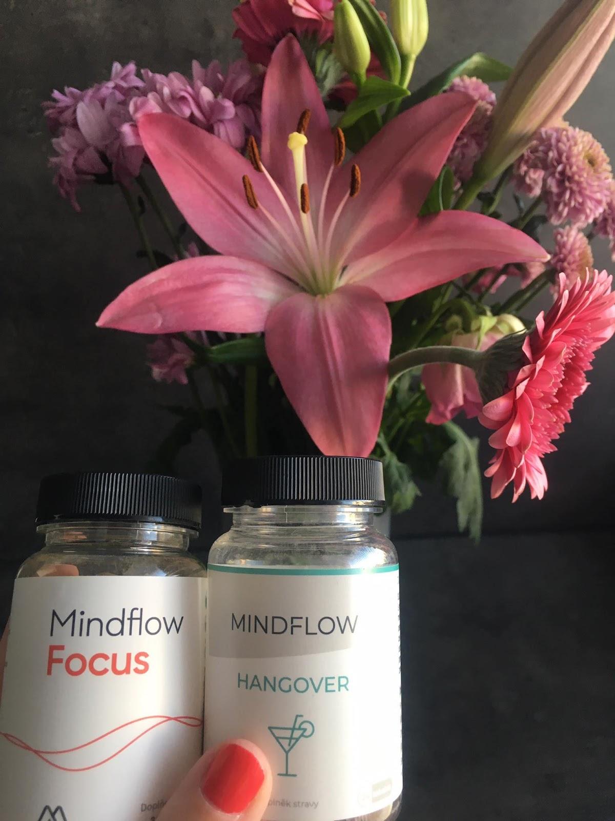Recenze Mindflow.cz: Mindflow Hangover a Mindflow Focus 2.0