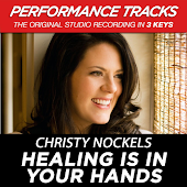 Healing Is in Your Hands (Performance Tracks) - EP