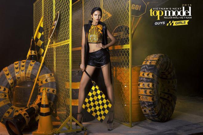 H'Hen Niê từ Next Top đến Hoa hậu Hoàn vũ: Đã dậy thì thành công!