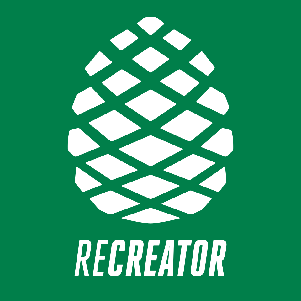 Recreator Logo and Review