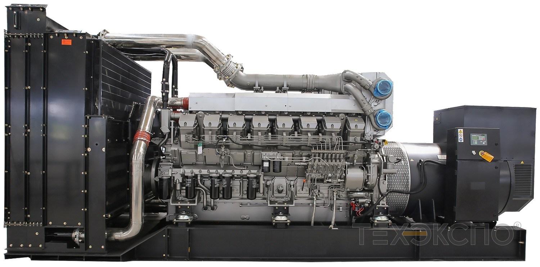 Дизельная электростанция Техэкспо ТЭ.2308С-Т400-2РН Mitsubishi