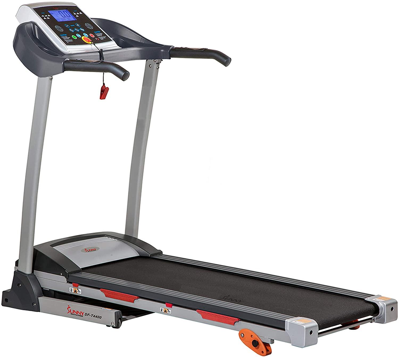 Sunny Health & Fitness treadmill for walking