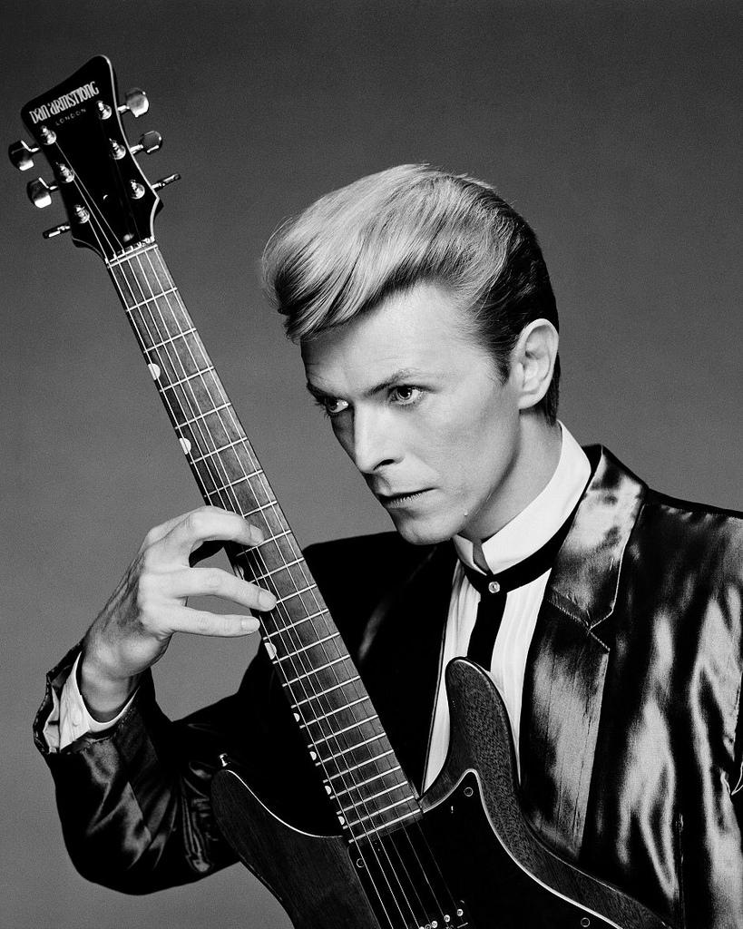 ... David Bowie, ...