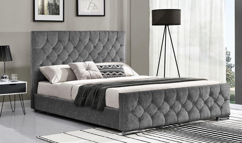 Jenis ukuran kasur: super king bed size