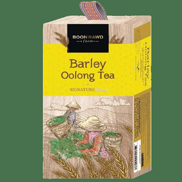 1. ชาบุญรอดฟาร์ม Barley Oolong Tea