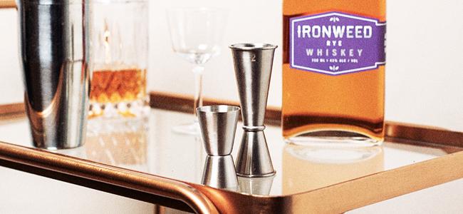 The Jigger, A Bar Tool Set's Measuring Cup