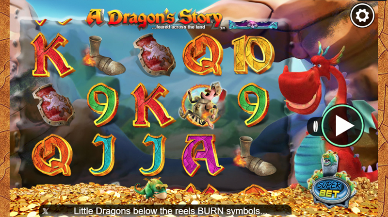 Dragon's Story slot