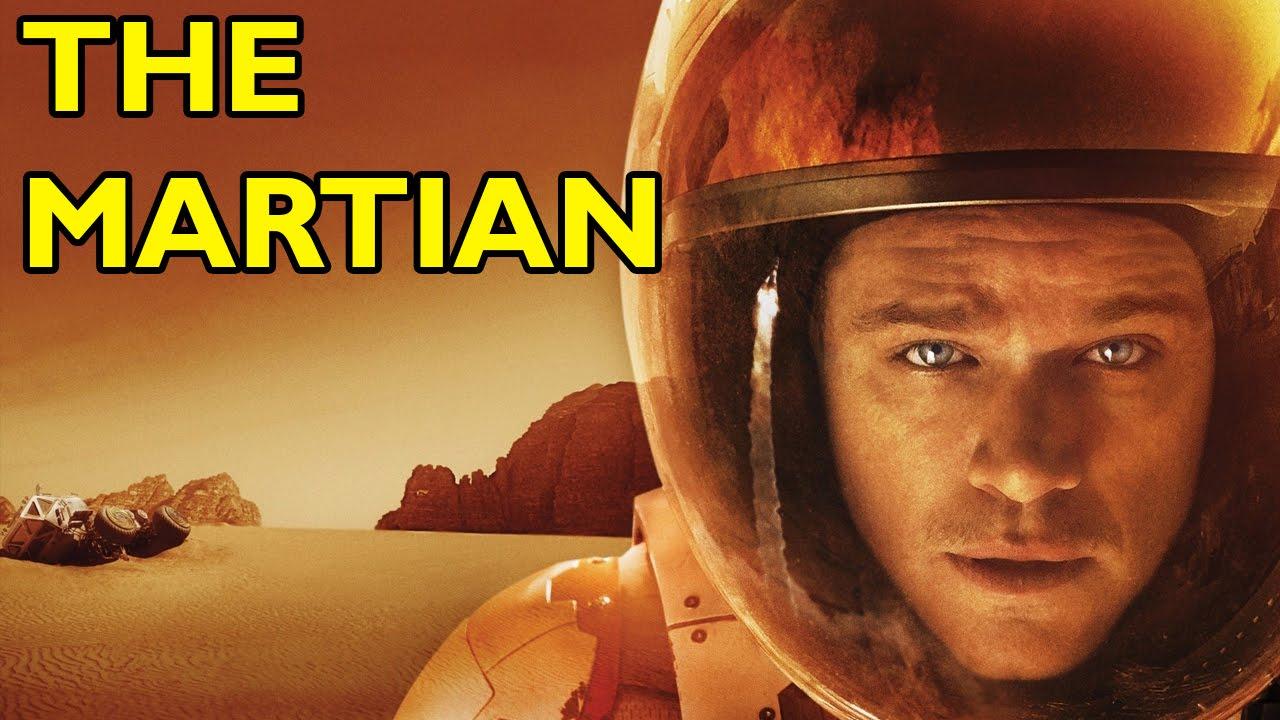 The Martian: (2015)