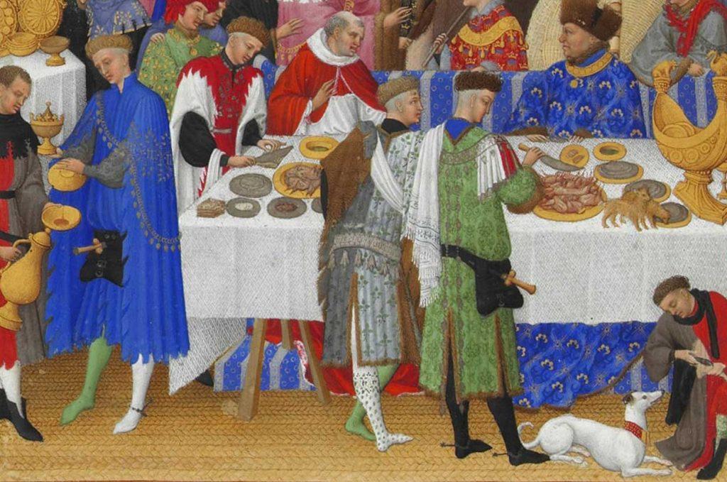 Средневековый мир собак 2