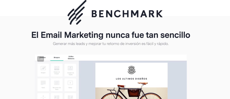 email marketing gratis benchmark
