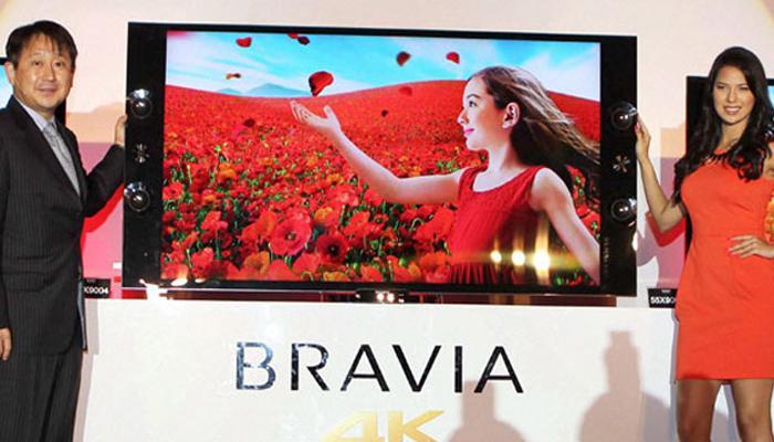 सोनी ने लॉन्च किए 4K TV सीरीज के छह नए मॉडल