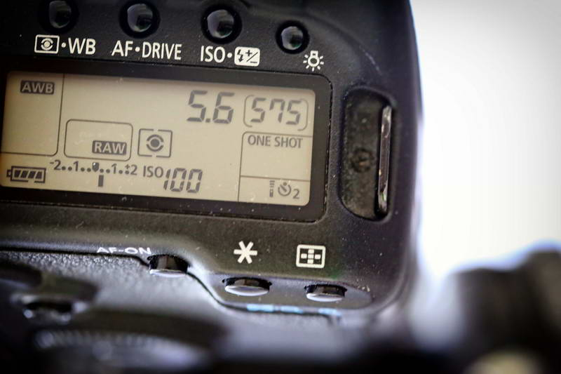 Use your photo tripod properly: self-timer