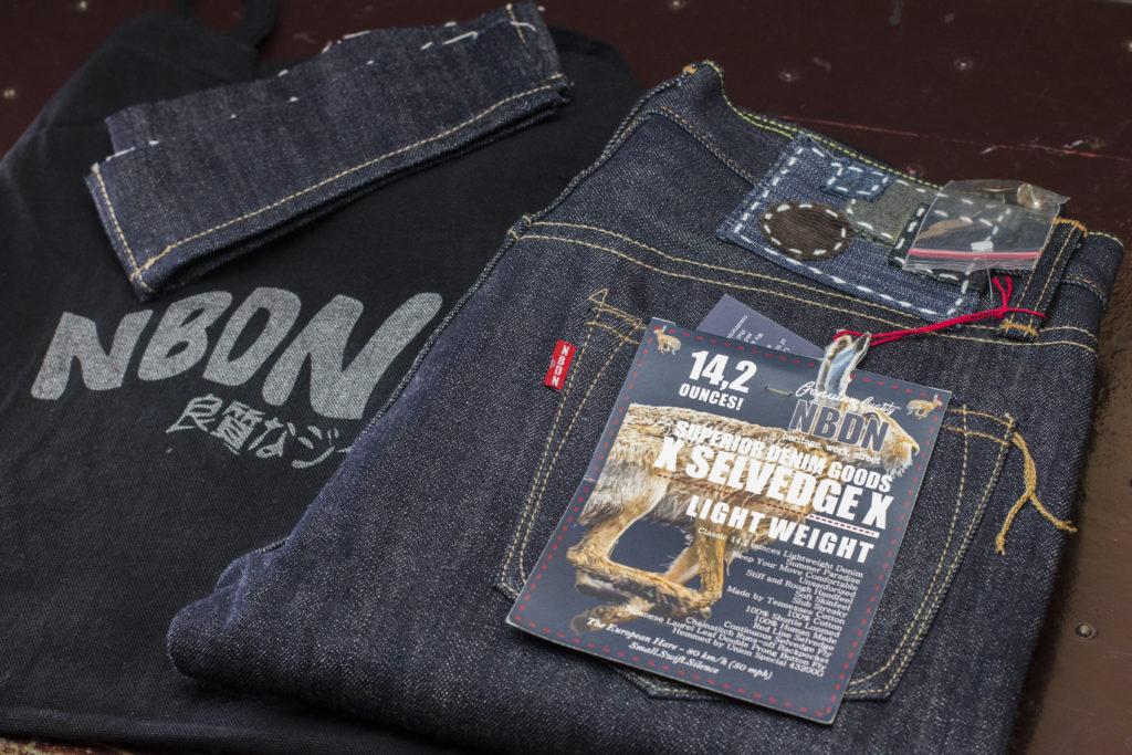 jeans nonbrandedon lokal merek