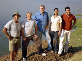 Lost treasure hunters tv show