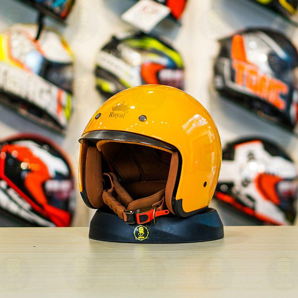 Mũ bảo hiểm 3/4 - sản phẩm được đông người lựa chọn