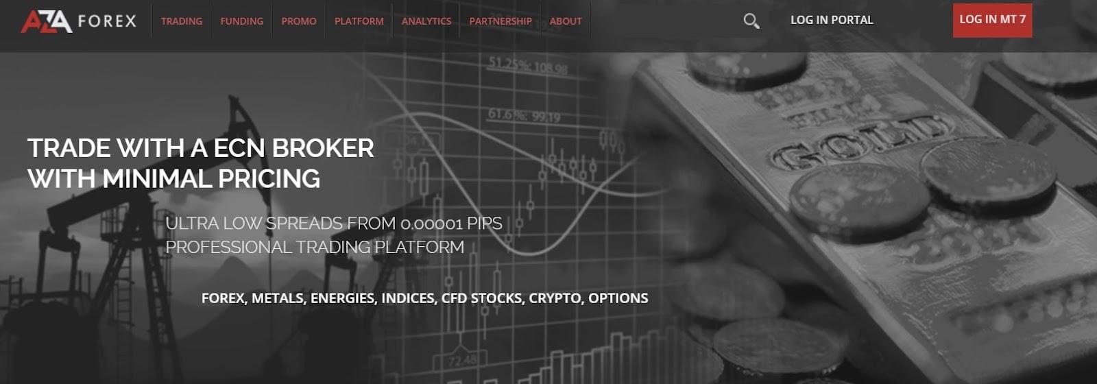 AzaForex: отзывы пользователей и обзор возможностей, которые предлагает брокер реальные отзывы