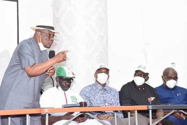 They will come with Federal Might, but do not Fear - Wike to Edo PDP Leaders