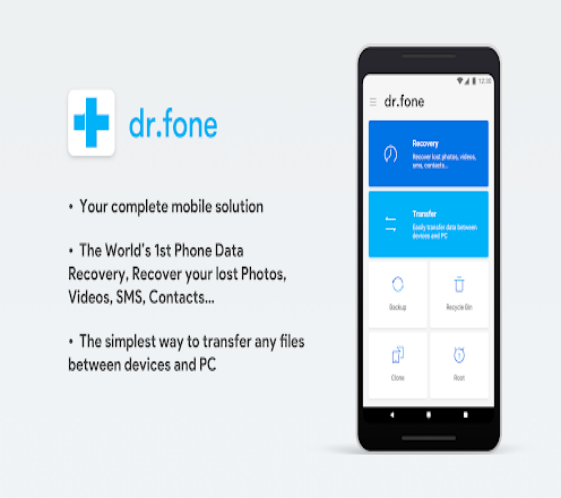 Dr. Fone Android Data Recovery Review
