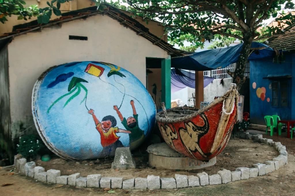 Tam Thanh- Vietnam's Hidden Mural Village
