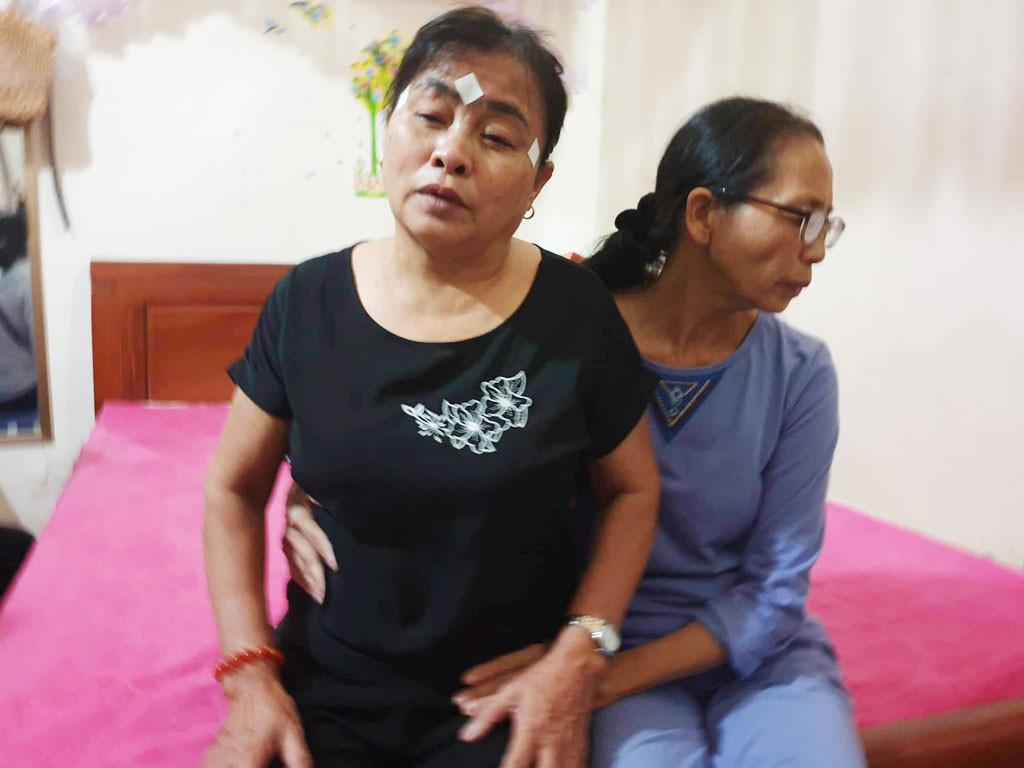 Gia đình đang làm ăn thuận lợi thì liên tiếp gặp nhiều đại nạn
