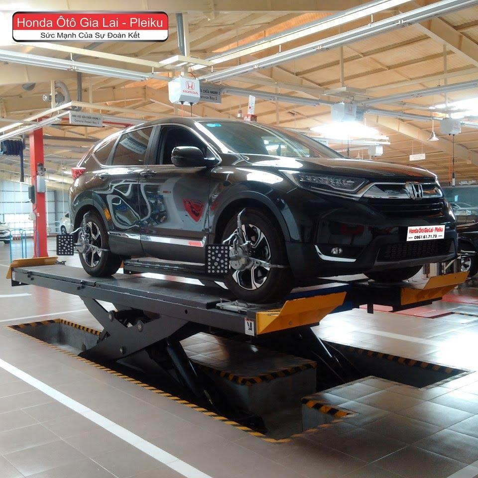 """Honda Ô tô Gia Lai rộn ràng """"khuyến mãi dịch vụ, chào hè sôi động""""  - Ảnh 3"""