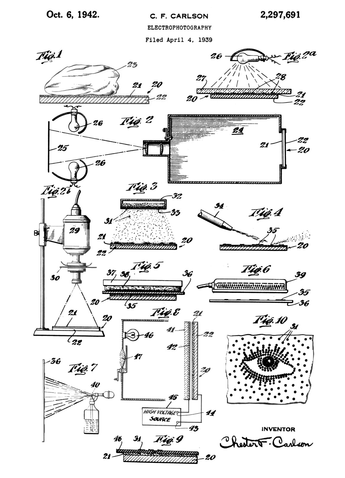 Chester Carlton's Electrophotography Patent.jpg