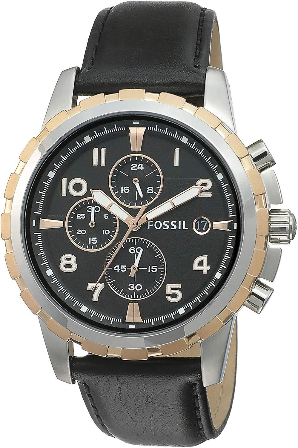 Fossil-FS4813I-Grant-Chronograph-best-Fossil-Watch