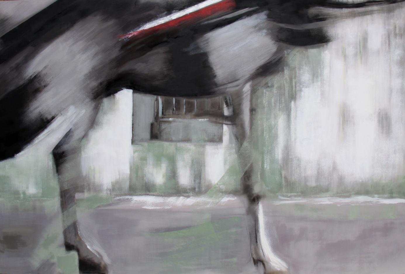 G:\Resimlerim-2011\Gülsün Toker Eroğlu Rüzgar 2010 99x149 cmTual üzerine yağlı boya.JPG