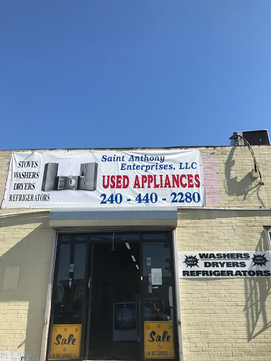 Saint Anthony Used Amp New Appliances Appliance Store In