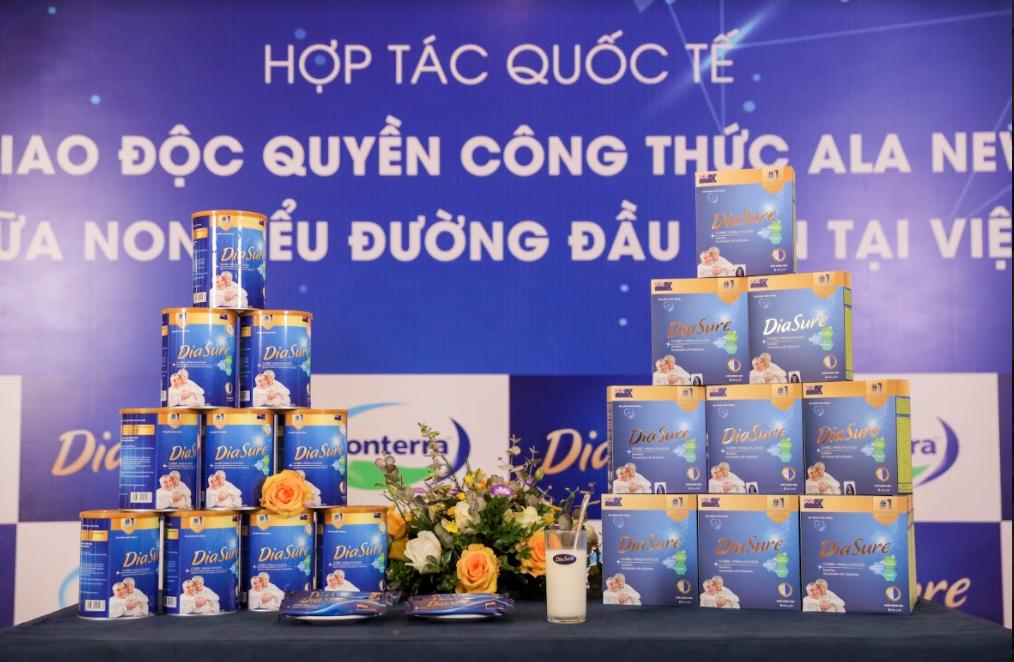Sữa non Diasure - Giải pháp cân bằng dinh dưỡng cho người bệnh tiểu đường - Ảnh 1