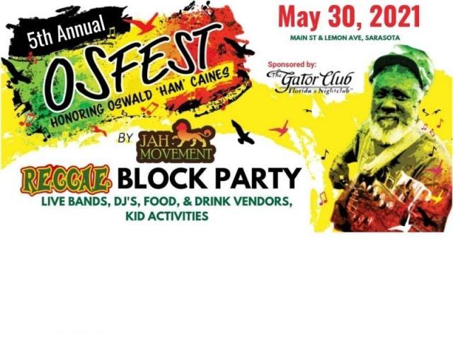 Reggae Music Block Party   Visit Sarasota