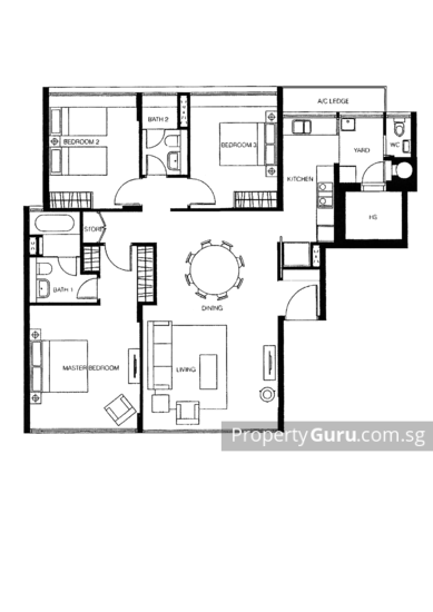 Tanglin Residences Condo Details in Tanglin / Holland / Bukit Timah    PropertyGuru Singapore