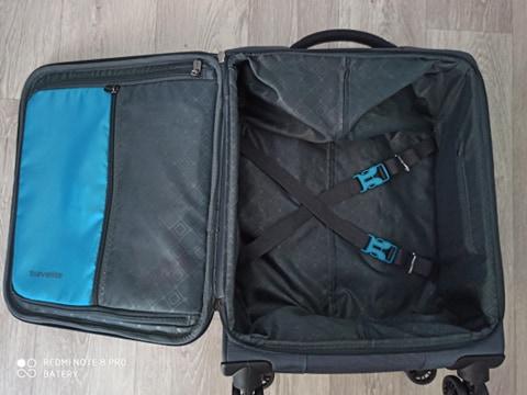 Recenze Bagalio.cz: cestovní kufr Travelite CrossLITE